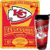 Northwest NFL Chiefs Mug N' Snug Set