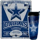 Northwest NFL Cowboys Mug N' Snug Set