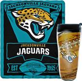 Northwest NFL Jaguars Mug N' Snug Set