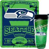 Northwest NFL Seahawks Mug N' Snug Set