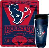Northwest NFL Texans Mug N' Snug Set