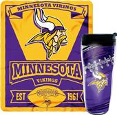 Northwest NFL Vikings Mug N' Snug Set