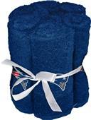 Northwest NFL Patriots Washcloths - 6 pack