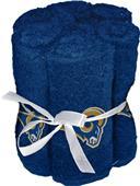 Northwest NFL Rams Washcloths - 6 pack