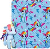 Northwest My Little Pony Hugger & Fleece Throw Set