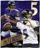 Northwest NFL Joe Flacco HD Silk Touch Throw