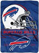 Northwest NFL Bills Prestige Raschel Throw