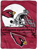 Northwest NFL Cardinals Prestige Raschel Throw
