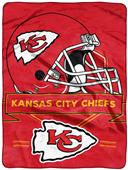 Northwest NFL Chiefs Prestige Raschel Throw