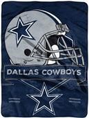 Northwest NFL Cowboys Prestige Raschel Throw