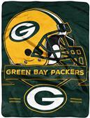 Northwest NFL Packers Prestige Raschel Throw