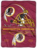 Northwest NFL Redskins Prestige Raschel Throw