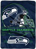 Northwest NFL Seahawks Prestige Raschel Throw