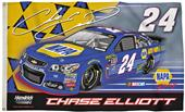 BSI NASCAR Chase Elliott #24 2-Sided 3' x 5' Flag