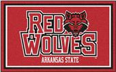 Fan Mats NCAA Arkansas State University 4'x6' Rug
