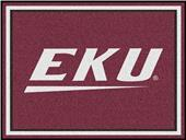 Fan Mats NCAA Eastern Kentucky 8'x10' Rug