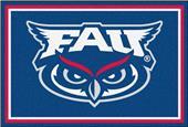 Fan Mats NCAA Florida Atlantic 5'x8' Rug