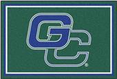 Fan Mats NCAA Georgia College 5'x8' Rug