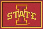Fan Mats NCAA Iowa State University 5'x8' Rug