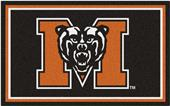 Fan Mats NCAA Mercer University 4'x6' Rug