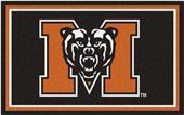 Fan Mats NCAA Mercer University 4'x6' Rug