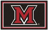 Fan Mats NCAA Miami University (OH) 4'x6' Rug