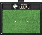 Fan Mats NBA Milwaukee Bucks Golf Hitting Mat