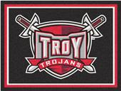 Fan Mats NCAA Troy University 8'x10' Rug