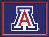 Fan Mats NCAA University of Arizona 8'x10' Rug
