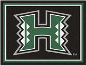 Fan Mats NCAA University of Hawaii 8'x10' Rug