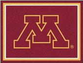 Fan Mats NCAA University of Minnesota 8'x10' Rug