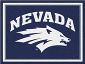 Fan Mats NCAA University of Nevada 8'x10' Rug