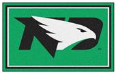 Fan Mats NCAA University of North Dakota 4'x6' Rug