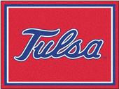 Fan Mats NCAA University of Tulsa 8'x10' Rug