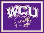 Fan Mats NCAA Western Carolina Univ. 8'x10' Rug