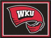 Fan Mats NCAA Western Kentucky Univ. 8'x10' Rug