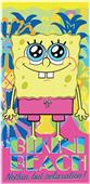 Northwest SpongeBob Colada Beach Towels