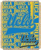 Northwest UCLA Double Play Jaquard Throw