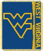 Northwest West Virginia Double Play Jaquard Throw