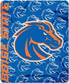Northwest Boise State Mark Repeat Fleece Throw