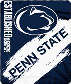 Northwest Penn State Painted Fleece Throw