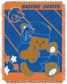 Northwest Boise State Fullback Baby Jacquard Throw