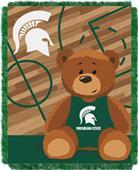 Northwest Michigan St Half Court Baby Jacquard