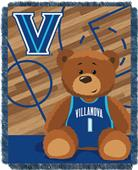 Northwest Villanova Half Court Baby Jacquard Throw