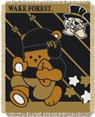 Northwest Wake Forest Fullback Baby Jacquard Throw