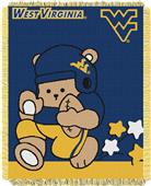 Northwest WVU Fullback Baby Jacquard Throw