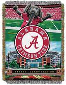 Northwest Alabama HFA Woven Tapestry Throw