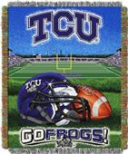 Northwest TCU HFA Woven Tapestry Throw
