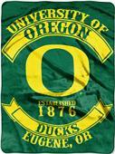 Northwest Oregon Rebel Raschel Throw