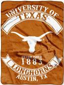 Northwest Texas Rebel Raschel Throw